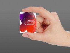 品牌设计欣赏:移动数据供应商fogg