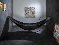 完美的放松:Vessel吊床式浴缸