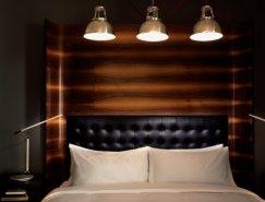 旧金山Zetta酒店现代客房设计
