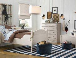 家居装修中的条纹元素应用实例