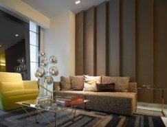 吉隆坡现代时尚公寓设计