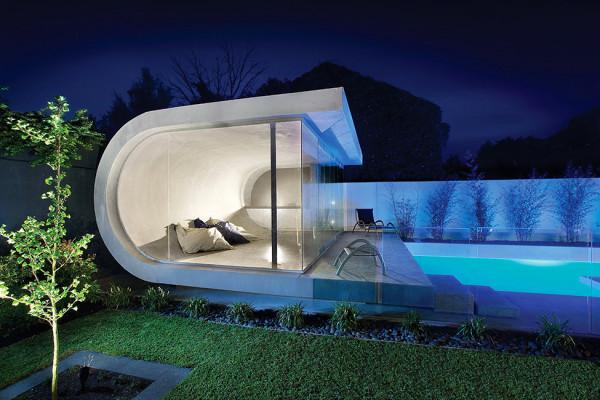 墨尔本Hawthorn现代别墅设计
