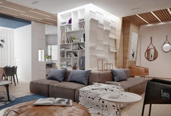家居装修中轻木家具的使用案例(2)