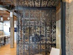 舊金山游戲開發商Giant Pixel辦公空間設計
