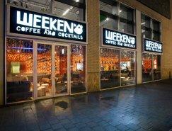 荷兰阿姆斯特丹Weekend酒吧空间设计