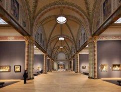 历经十年改建的荷兰国家博物馆 (Rijksmuseum)