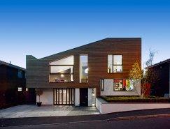 现代温馨的英国House 1005别墅设计
