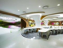 餐饮空间设计:首尔乐天百货Amoje Food Capital
