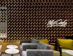 危地马拉McCafé 麦咖啡室内设计