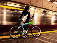 kibisi设计作品:Puma自行车