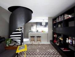 圣保罗48平米复式小公寓设计
