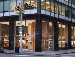 曼哈頓中城TreeHaus現代餐廳設計