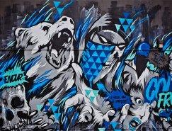 9個最棒的街頭藝術家作品欣賞