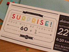 22個國外創意生日賀卡設計