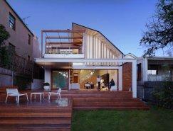 悉尼Waverley现代别墅设计
