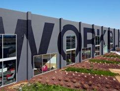 办公空间设计:家具经销商One Workplace总部