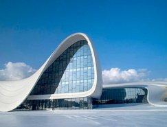 zaha hadid作品:Heydar Aliyev文化中心