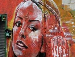 國外瘋狂的街頭藝術作品