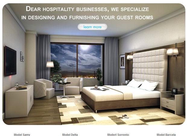 24个国外室内设计相关网站设计(2)