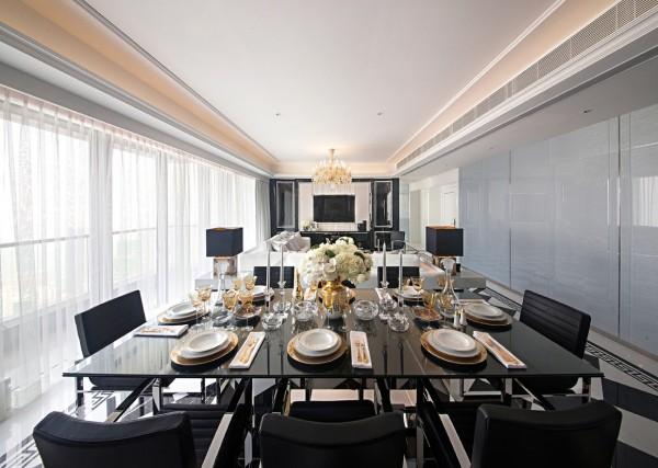 梁志天(steve leung)现代室内空间设计图片