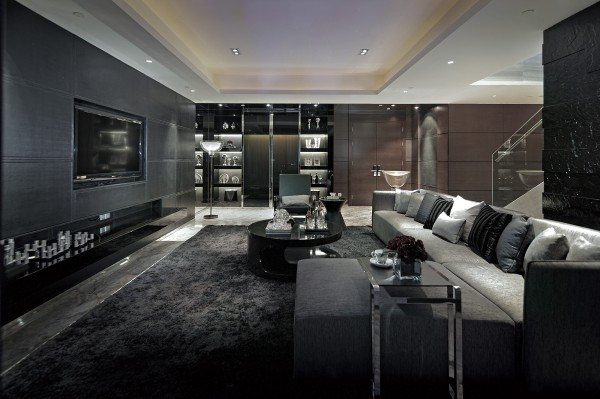梁志天現代室內空間設計 | 室內設計,裝修,家俬 – 平民工匠 – myide