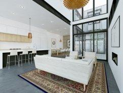 家居装修中轻木家具的使用案例