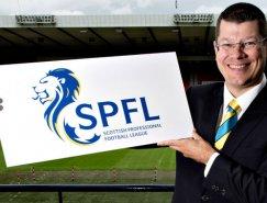 苏格兰职业足球联赛(SPFL)新LOGO