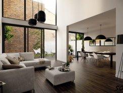 15个不同风格的现代客厅正规棋牌游戏平台