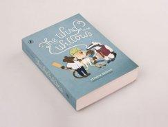 40個創意兒童圖書封面插畫欣賞