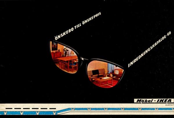 IKEA 1960年产品目录册