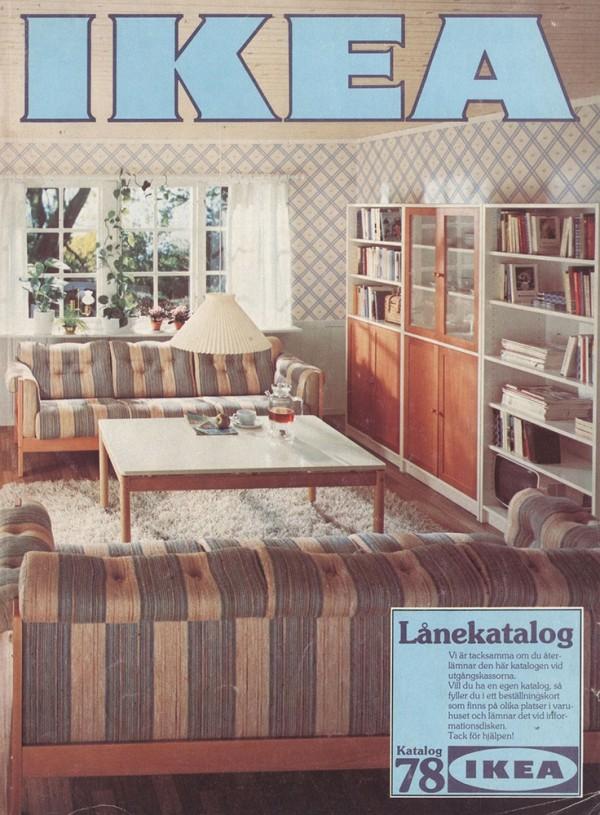IKEA 1978年产品目录册