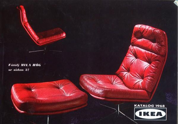 IKEA 1968年产品目录册