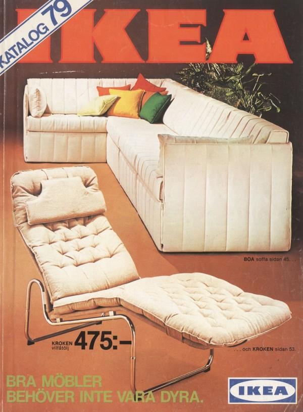 IKEA 1979年产品目录册