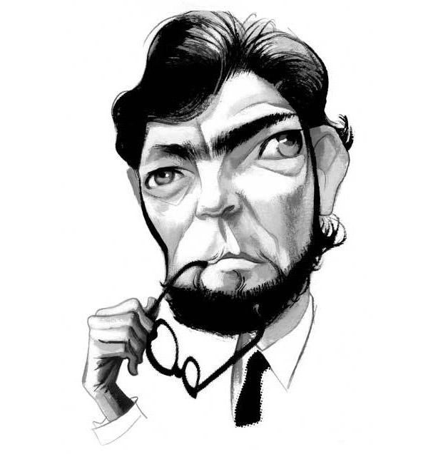 FernandoVicente人物肖像漫画作品靠比漫画图片图片