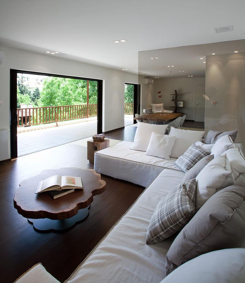 希腊Kifissia简约舒适的住宅设计