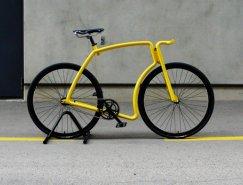 酷炫钢管自行车Viks