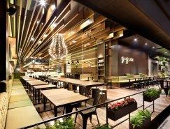 深圳gaga鮮語餐廳室內設計