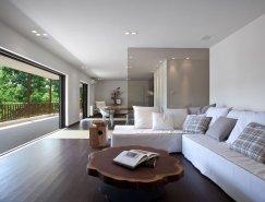 希腊Kifissia简约舒适的住宅设
