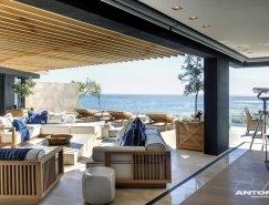 南非开普敦豪华海滨别墅设计