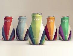Isabela Rodrigues漂亮的食品饮料包装设计