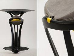 Dor Ohrenstein:Opus创意平衡椅子皇冠新2网