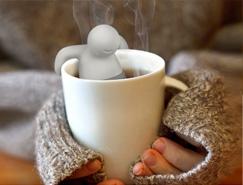 超酷的创意茶包设计欣赏