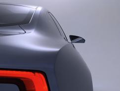 沃尔沃全新概念双门轿跑车