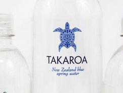 Takaroa矿泉水包装设计