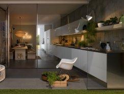 意大利设计师Arclinea现代厨房设计欣赏