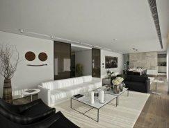 伊斯坦布尔现代风格的S住宅设
