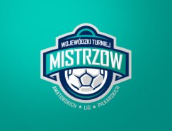标志设计元素运用实例:足球(2)