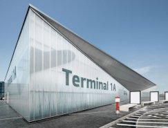 维也纳机场导示系统设计