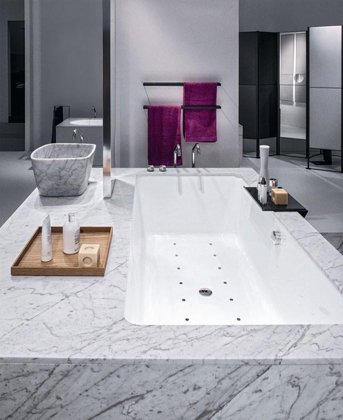 Makro现代浴室家具设计