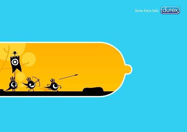创意丨durex的广告你能看懂几个?图片